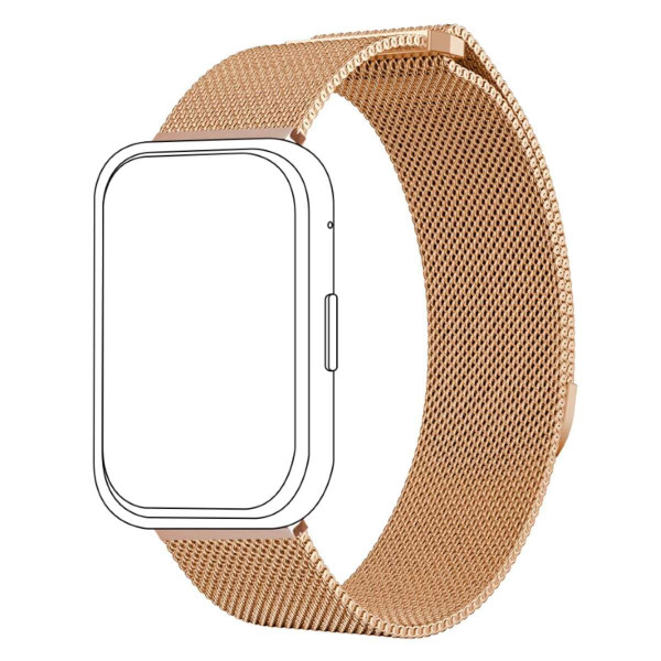 topp - Armband Huawei Watch Fit, Mesh, rosegold